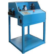 Machine de découpe de caoutchouc / à couteau / de tuyau flexible / automatique