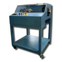 Machine de découpe de métal / par guillotine / de tuyau flexible / de câbles