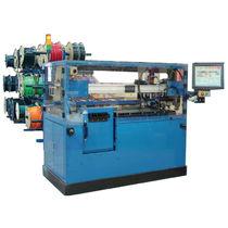 Machine de découpe de caoutchouc / par guillotine / de tuyau flexible / CNC