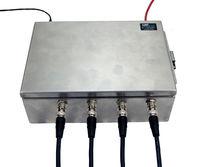 Système de surveillance pour roulement / d'état / en ligne / à ultrasons