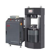 Machine d'essai de compression / pour matériau de construction / automatique / hydraulique