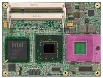 Computer-on-module COM Express / Intel® Core™ 2 Duo / USB 2.0 / SDRAM
