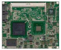 Computer-on-module ETX / Intel® Atom N450 / SATA / DDR2 SDRAM