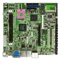 Carte mère micro-ATX / Intel® Core™ 2 Duo / Intel® / DDR2 SDRAM