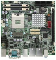 Carte mère mini-ITX / Intel® Core™ i series / Intel® / DDR2 SDRAM
