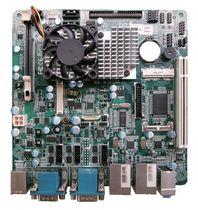 Carte mère mini-ITX / Intel® Atom / Intel® / DDR2 SDRAM