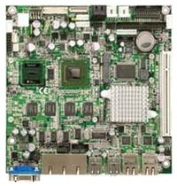 Carte mère mini-ITX / Intel® Atom N270 / Intel® / DDR2 SDRAM