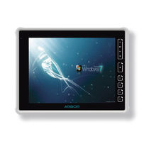"Tablette PC tactile / 9.7"" / IP65 / MIL-STD-810G"