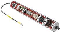 Rouleau moteur brushless / pour convoyeur / avec platine de commande intégrée