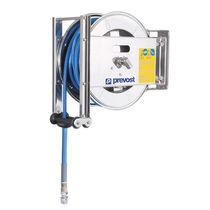 Enrouleur de tuyau / à rappel automatique / ouvert / pour l'eau