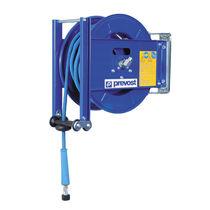 Enrouleur de tuyau / à rappel automatique / à tambour ouvert / pour l'eau