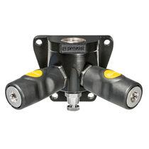 Raccord fileté / push-to-lock / en Y / pneumatique