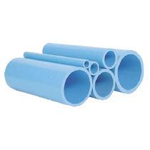 Tuyaux rigides pour air comprimé / pour réseaux d'air comprimé / pour le vide / en PVC