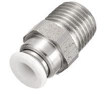 Raccord push-to-lock / droit / pneumatique / hydraulique
