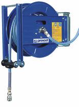 Enrouleur de tuyau / à rappel automatique / ouvert / pivotant