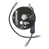 Équilibreur d'outil à ressorts / à actionnement pneumatique / avec câble en acier