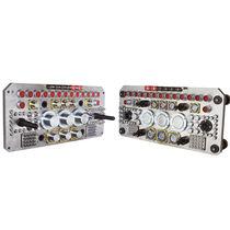 Connecteur d'alimentation électrique / hybride / hydraulique / pneumatique