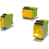 Relais de sécurité / modulaire / compact / d'arrêt d'urgence