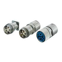 Connecteur RF / DIN / circulaire / à sertir