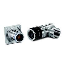 Connecteur d'alimentation électrique / DIN / circulaire / unipolaire