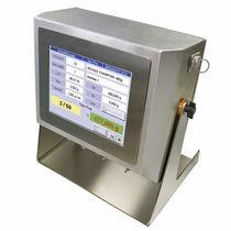 Terminal de pesage avec afficheur graphique LCD / benchtop / encastrable / étanche