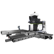 Centre d'alésage-fraisage CNC / horizontal / pour pièce de grande dimension / pour usinage lourd