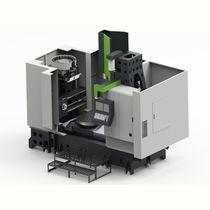 Centre de tournage-fraisage CNC / vertical
