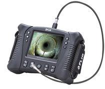 Vidéoscope flexible / portable / industriel