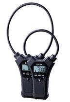 Pince ampèremétrique numérique / portable / flexible / de courant