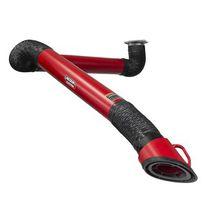Bras d'aspiration fixe / pour montage au plafond / flexible / pour fumée de soudage