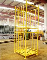 Rayonnage entrepôt de stockage / pour charge lourde / superposable