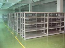 Rayonnage entrepôt de stockage / pour charges moyennes / mi-lourd / réglable