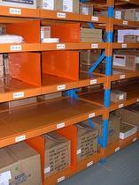 Rayonnage entrepôt de stockage / pour charges longues