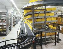 Rayonnage entrepôt de stockage / pour boîte / dynamique
