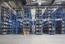 Mezzanine industrielle pour entrepôts