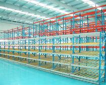 Rayonnage entrepôt de stockage / dynamique / en acier