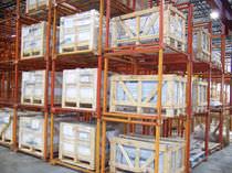 Palette en métal / ISO / de stockage / gerbable