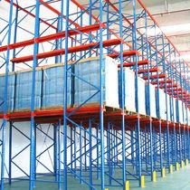Rayonnage à palette / entrepôt de stockage / pour charges lourdes