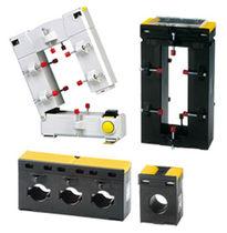 Transformateur de mesure / de courant / enrobé résine / sur rail DIN