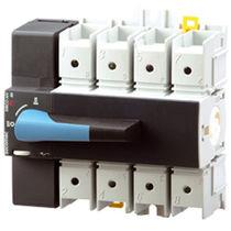 Interrupteur-sectionneur moyenne tension / pour applications photovoltaïques / sur rail DIN / multipolaire