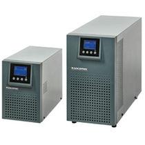 UPS on-line / industriel / pour distribution électrique / avec afficheur LCD