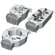 Transformateur de courant / de haute précision / sur rail DIN / basse tension