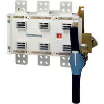 Interrupteur-sectionneur basse tension / monté sur jeu de barres / multipolaire