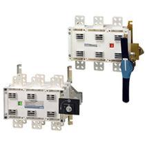 Interrupteur-sectionneur basse tension / de sécurité / multipolaire