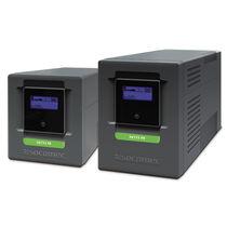 UPS monophasé / pour serveur / avec afficheur LCD / IEC