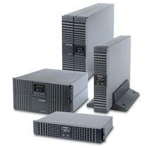 UPS on-line / à double conversion / monophasé / pour serveur