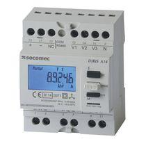 Appareil de mesure d'énergie / numérique / multifonction / sur rail DIN