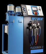 Système de dosage pour média à haute viscosité / volumétrique / multicomposant