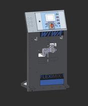 Unité de dosage à peinture / volumétrique / avec mélangeur / automatique