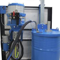 Agitateur industriel dynamique / batch / pour liquides / vertical